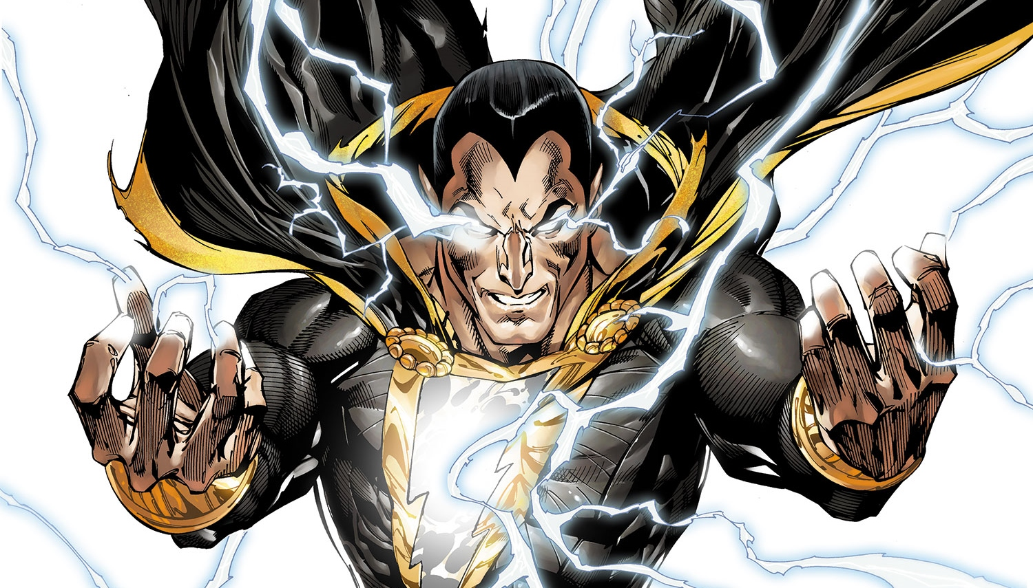 Black Adam Cool Wallpaper