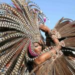 Brazil festival women