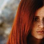 Cintia dicker freckles
