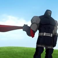 Darkseid-vs-Superman-Grabs-Cape