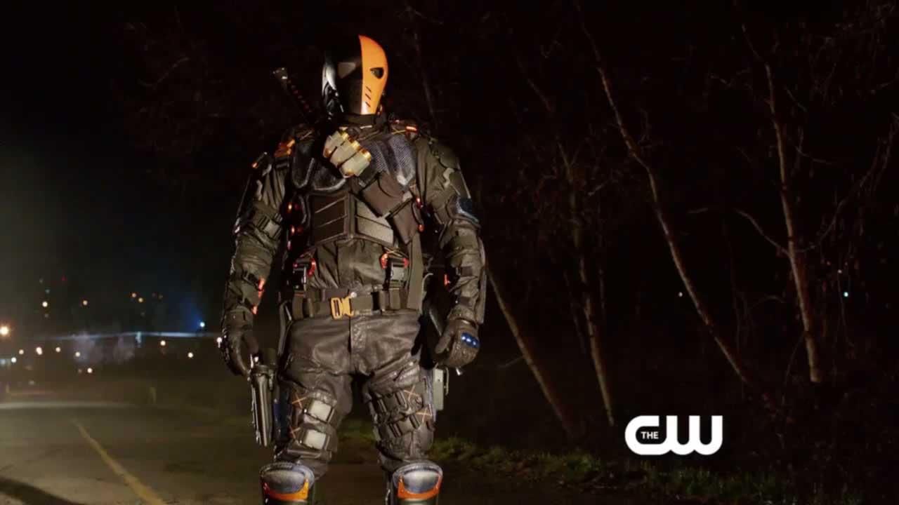 Deathstroke-Arrow-TV-Show-Wallpaper - Mac Heat