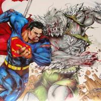 Doomsday-vs-Superman-Wallpaper