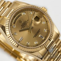 Gold-Rolex-Day-Date-Watch