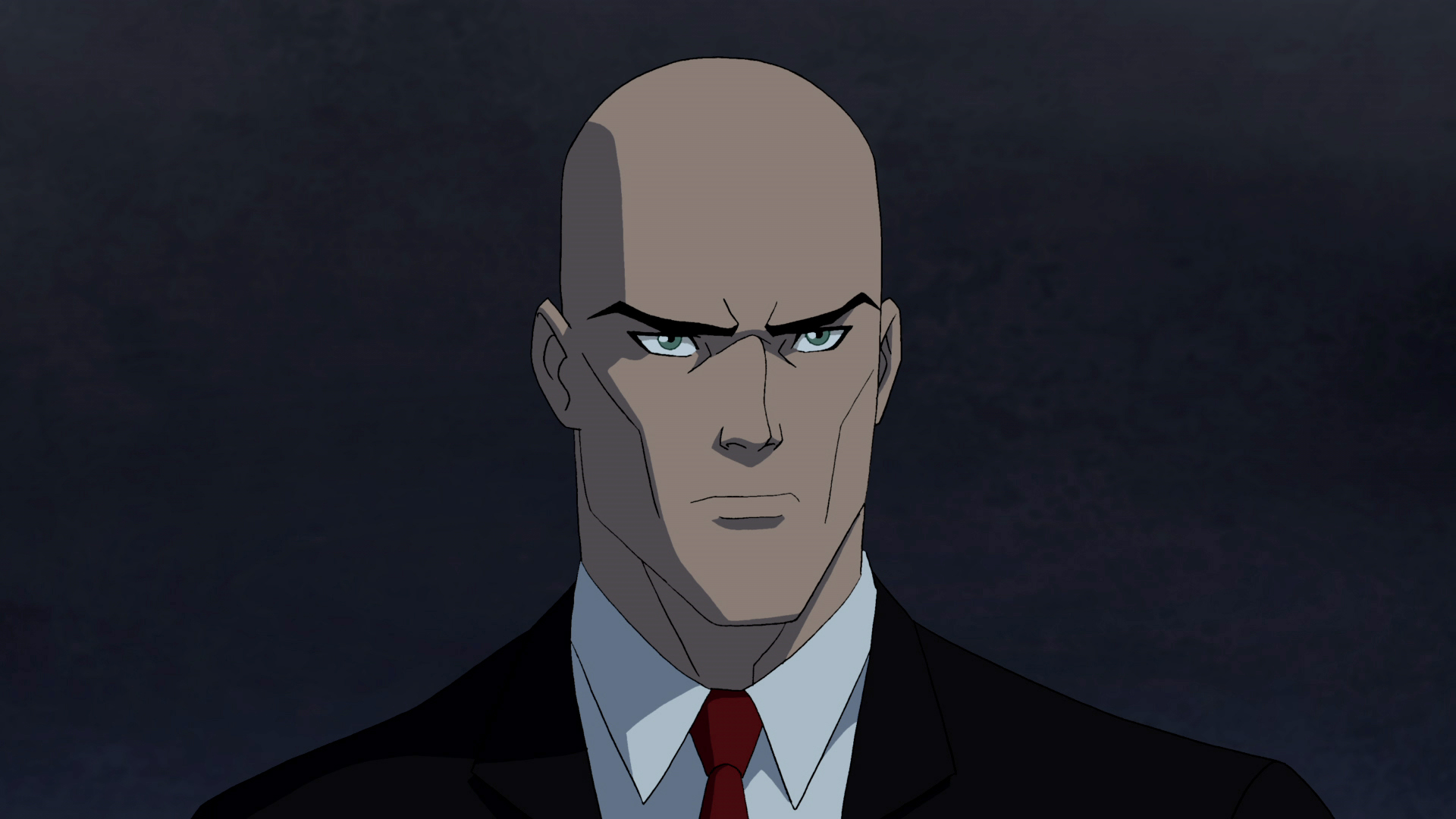Lex-Luthor-In-Young-Justice - Mac Heat