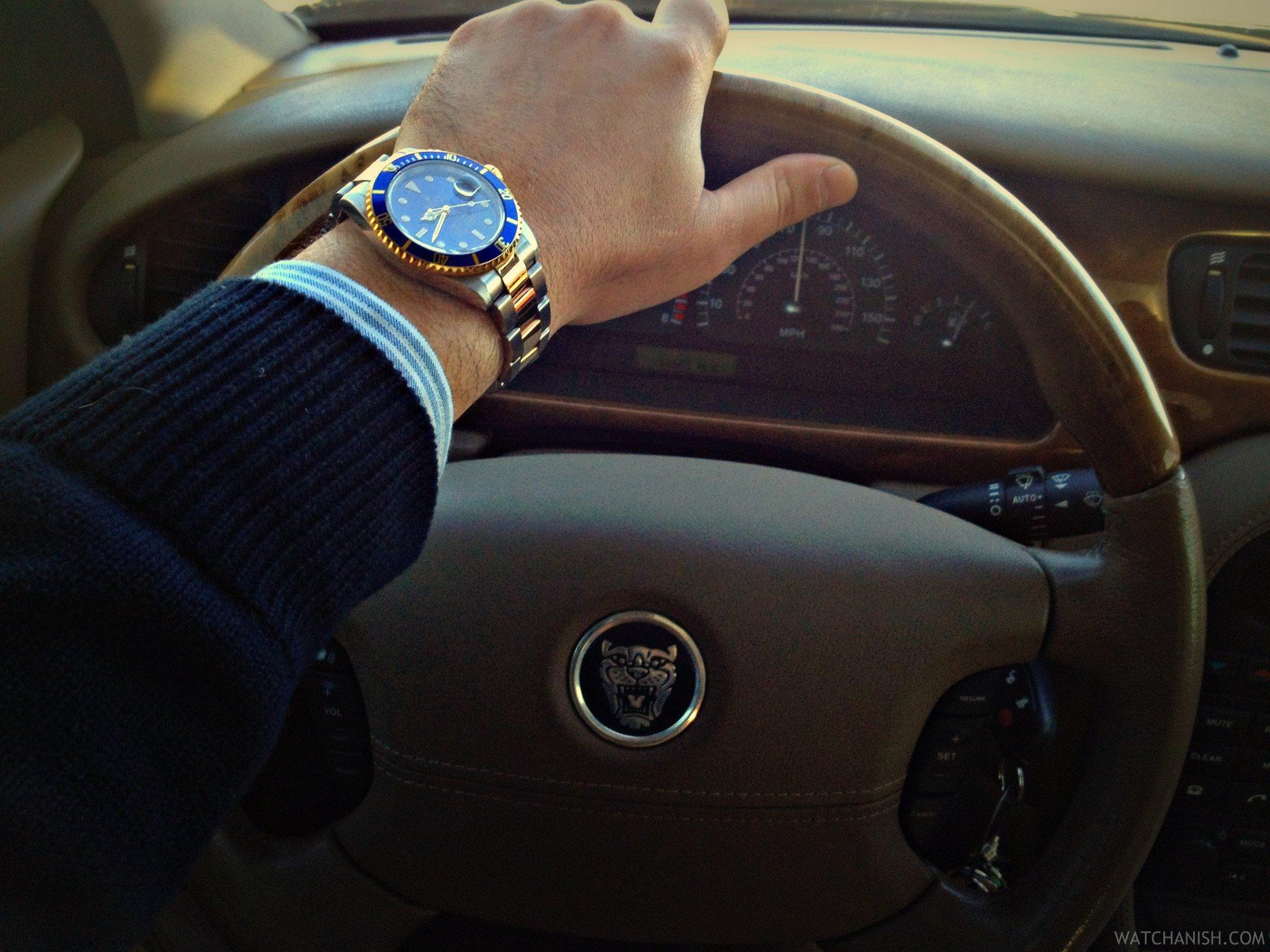Beautiful Rolex Wallpaper - Rolex-Submariner-16613LB Picture_143393.jpg