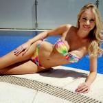 Sancler frantz bikini wallpaper
