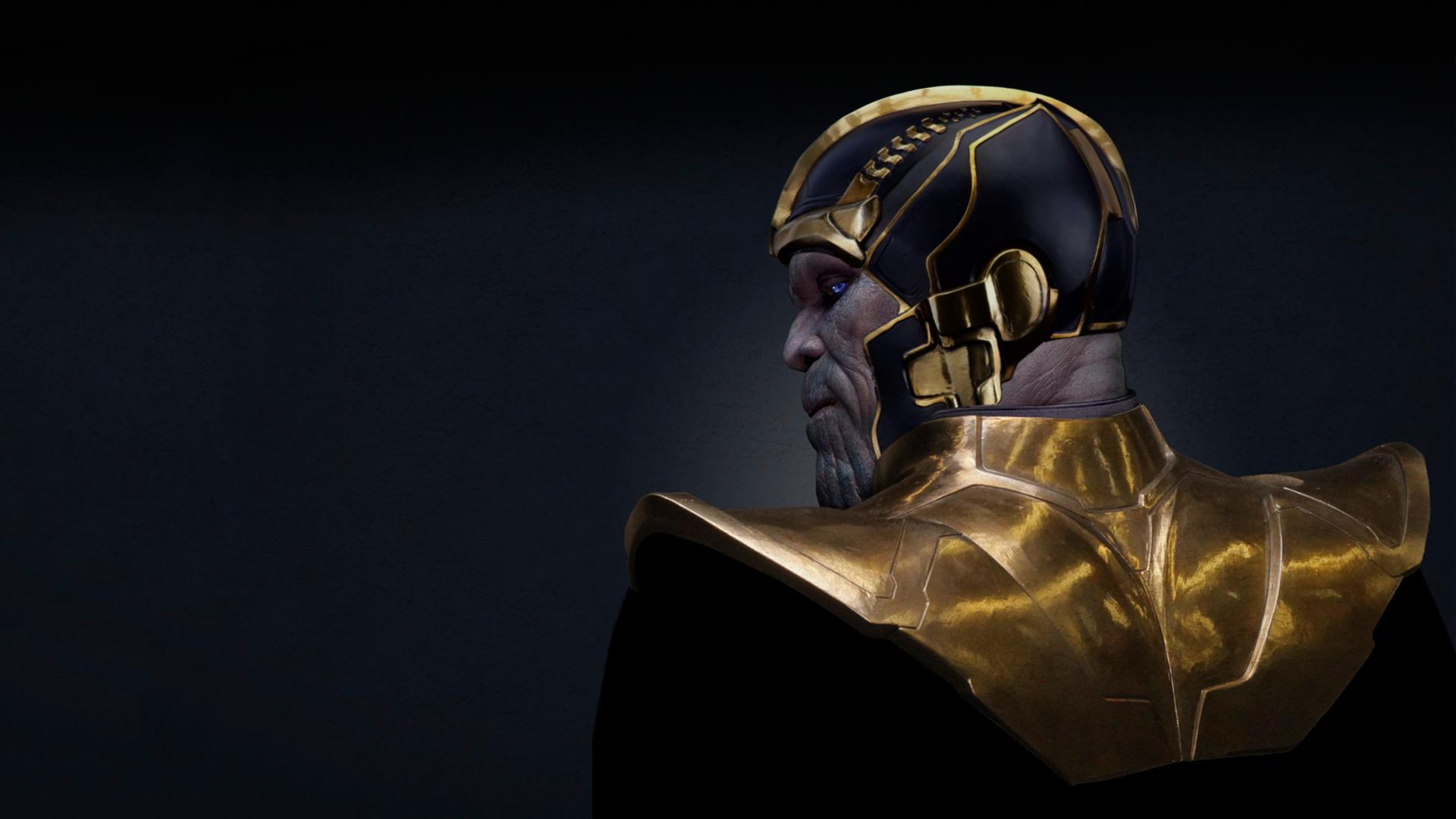 Thanos Avengers Real Life Wallpaper Mac Heat