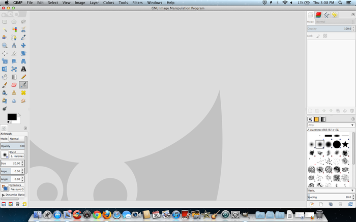 How to download & install gimp for mac os x.