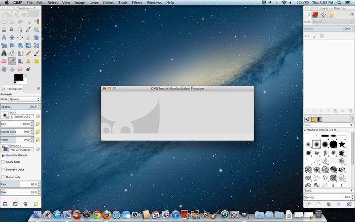 Télécharger gimp pour mac osx: téléchargement gratuit!