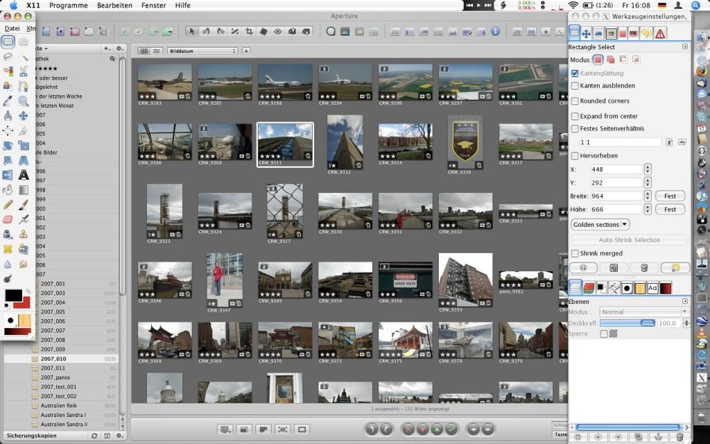 Install Gimp on Mac OS X