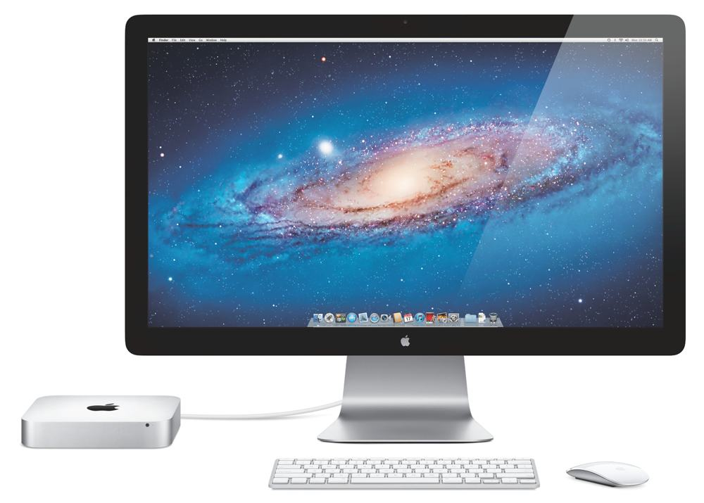 Mac Desktop Monitor Mac Mini With Monitor And
