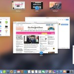 OS X Yosemite Screenshot