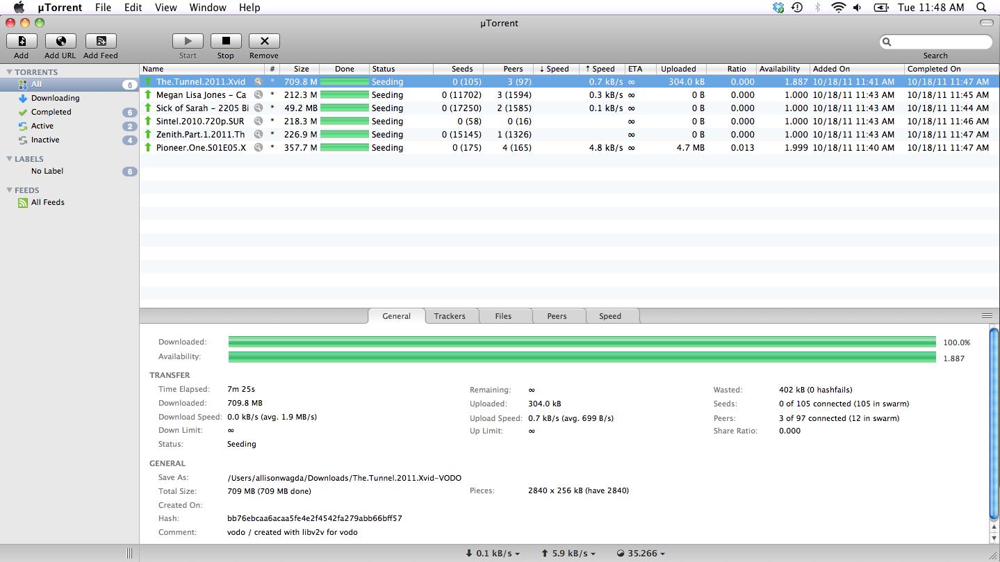 Free Download Torrent: UTorrent-For-El-Capitan