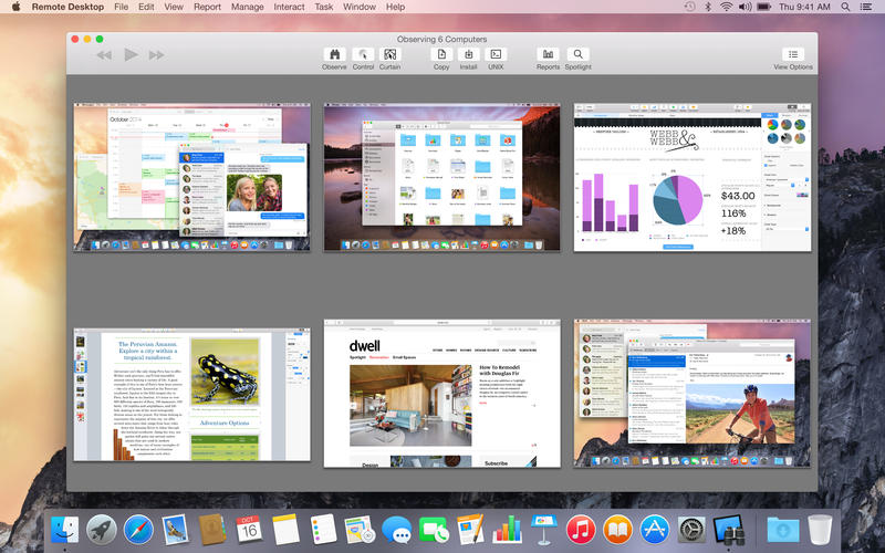 Top 5 Remote Desktop Apps For Mac Connect To Other