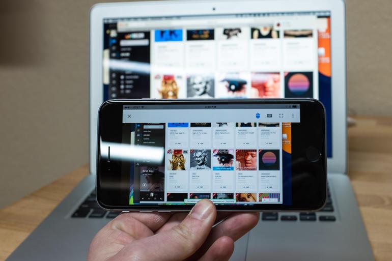 Chrome remote desktop el capitan