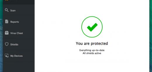Install Avast on OS X