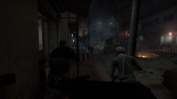 Insurgency game graphics on osx