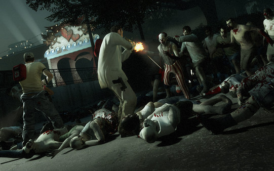 Left 4 dead 2 game on osx