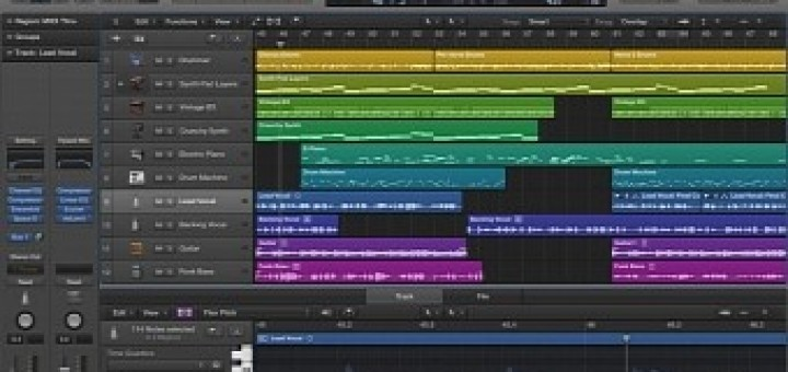 Apple updates logic pro x with alchemy the most powerful synthesizer ever