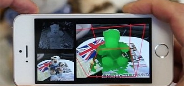 Microsoft app turns iphone and android devices into comprehensive 3d scanners video