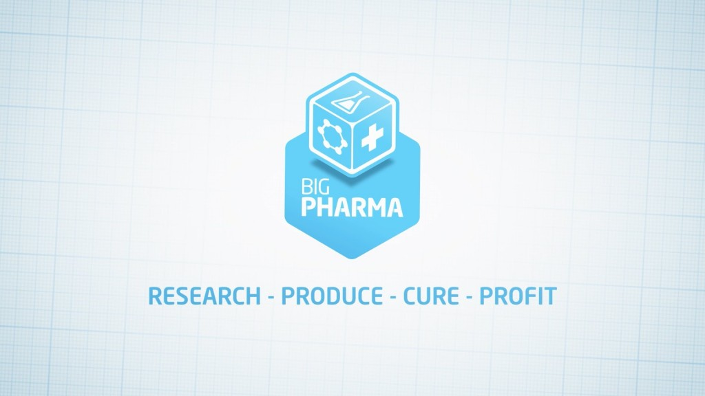 Big Pharma Game Logo