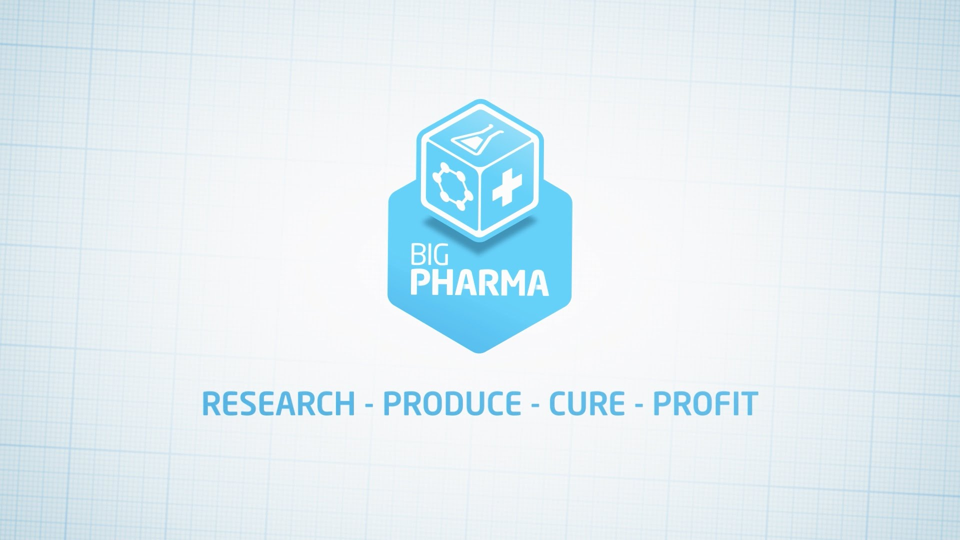 Big Pharma Game Logo