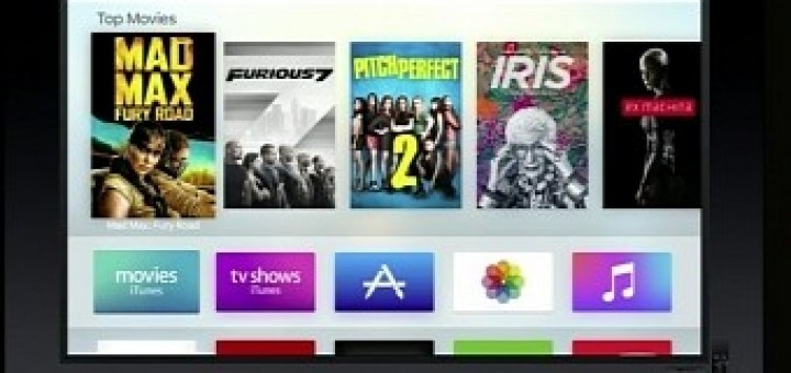 All tvos games must support the apple tv remote