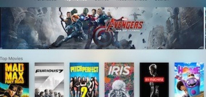 Apple introduces tvos with the new apple tv 4