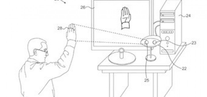 Apple tv might get air gesture controls patent suggests