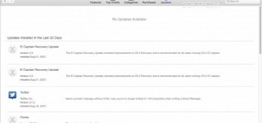 Apple updates its os x recovery tool with support for el capitan