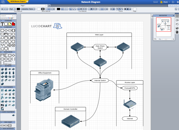 Download business apps for macos high sierra lucidchart app for os x ccuart Image collections