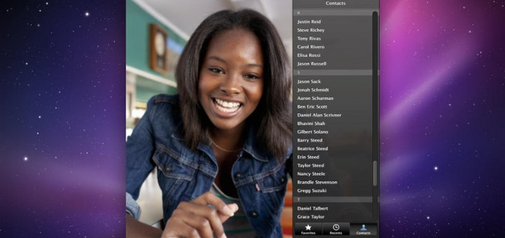 Facetime 2015 mac