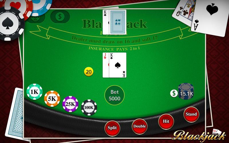 Blackjack game download mac