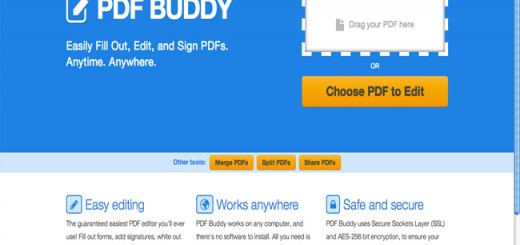 Use PDF Buddy For Mac