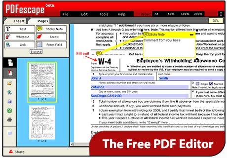 pdf editor free download online