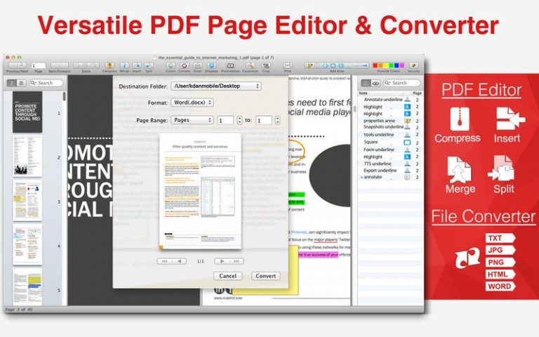 Edit Pdf - Free downloads and reviews - CNET Downloadcom