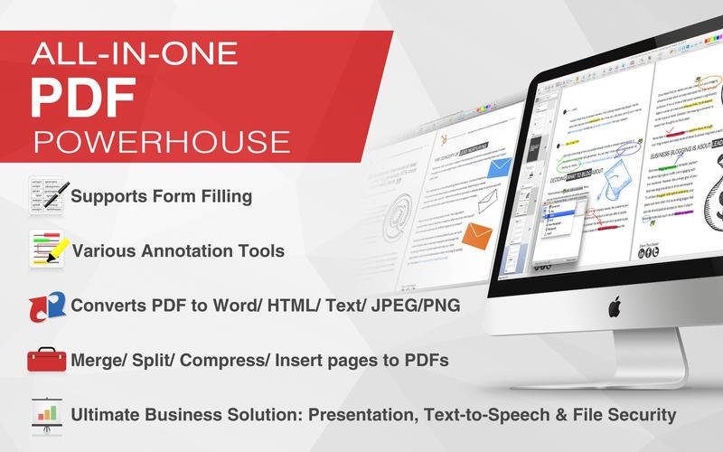 Download PDF Reader Pro For Macbook