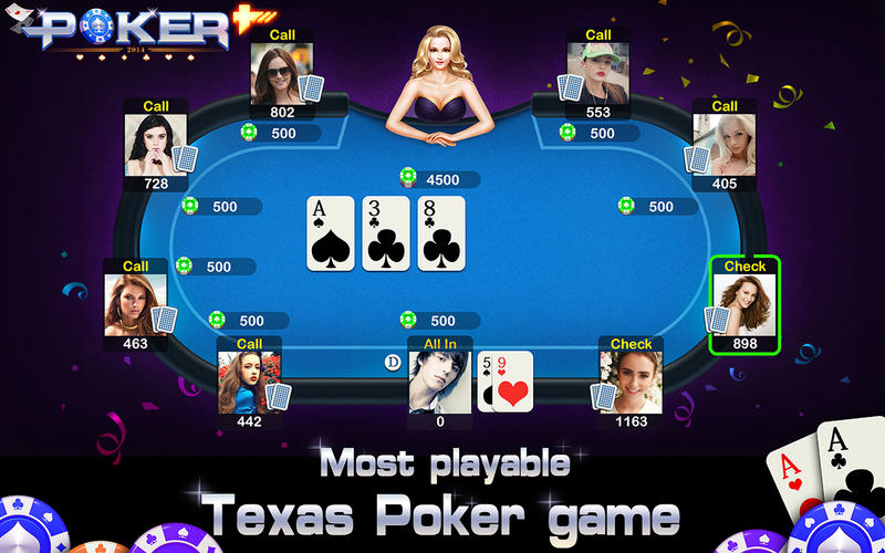 Play Poker Plus For Mac