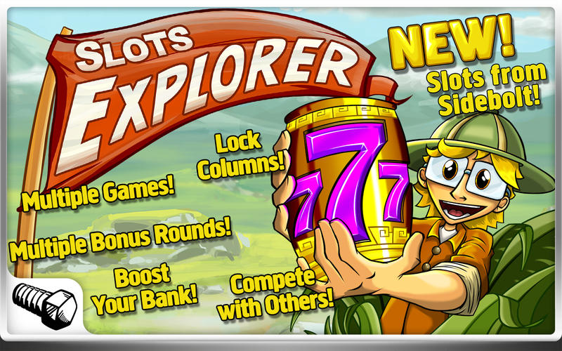 Play Slots Explorer For Macbook