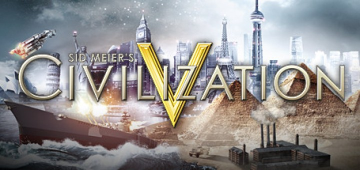 Civilization v cover