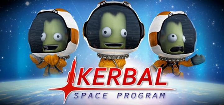 Kerbal space program logo 1