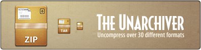 The-Unarchiver-Logo