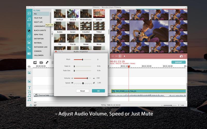 Filmora Video Editor Download For Mac