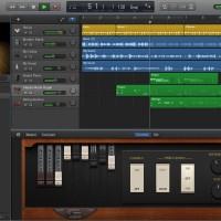GarageBand-Edit-Tracks