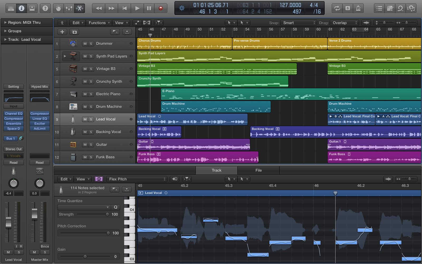 Logic Pro X Edit Mp3 Files Mac Heat
