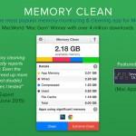 Memory clean 2016 for mac