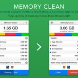 Memory clean for el capitan