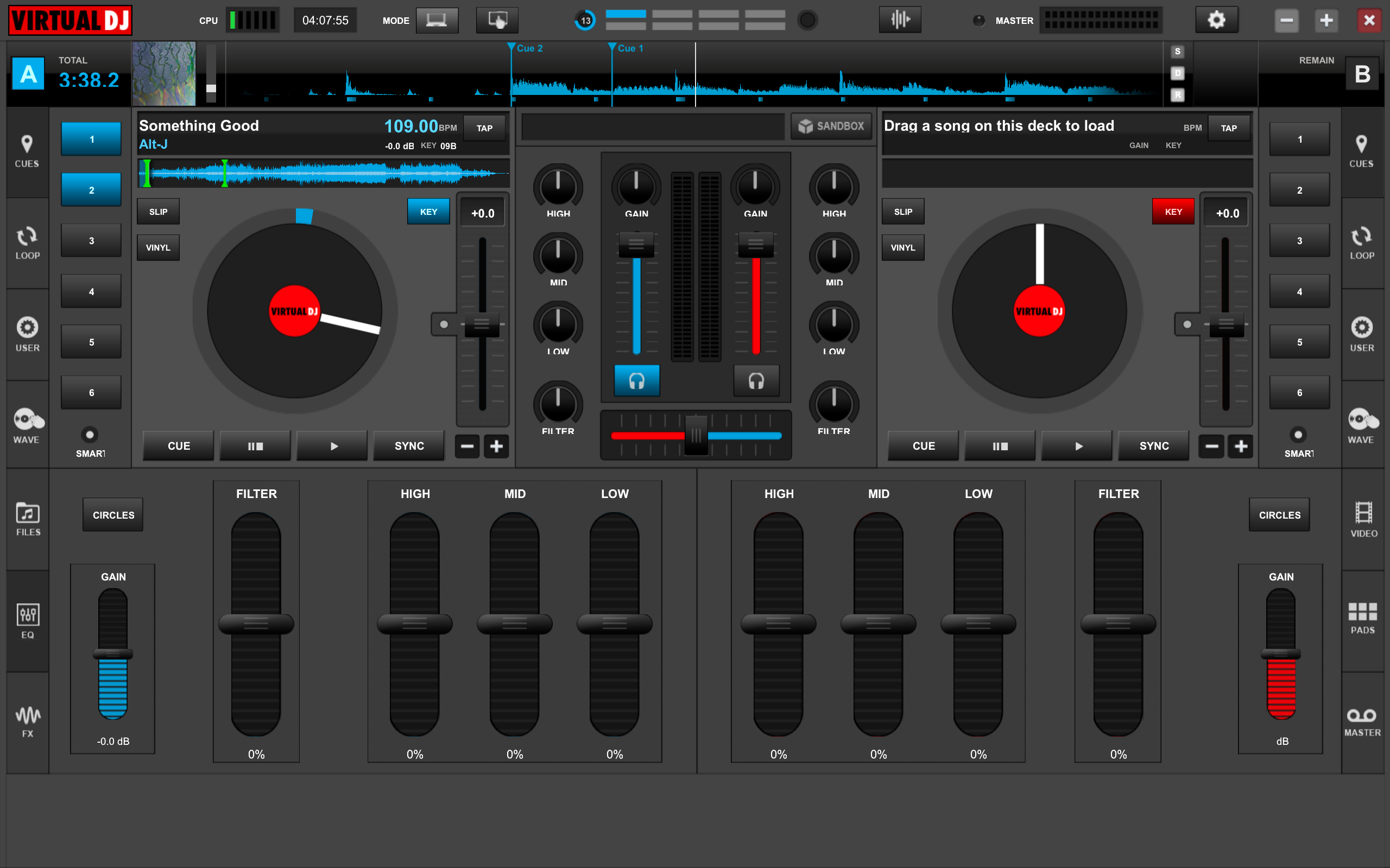 Virtual dj songs mixer equalizer for android apk download.