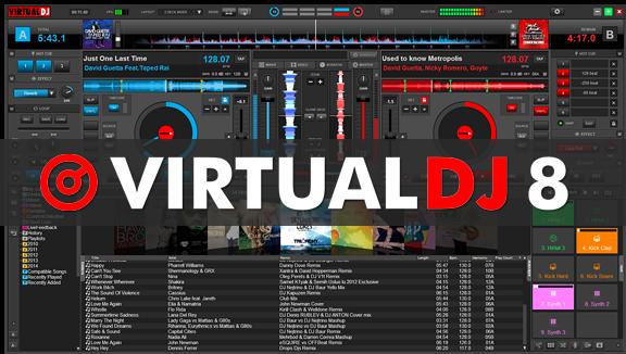 Install Virtual DJ 8 App
