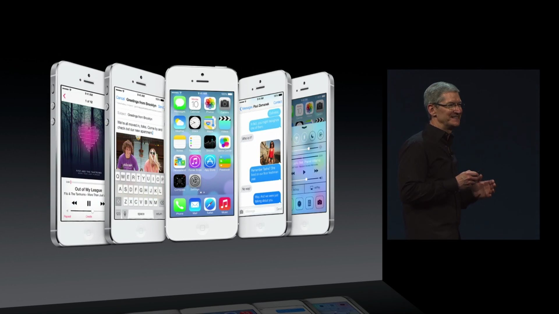 Apple Keynote Ios 7 Os X Mavericks Mac Pro Wwdc 2013